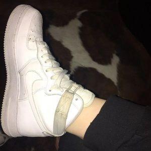 Nike Air force 1s high tops